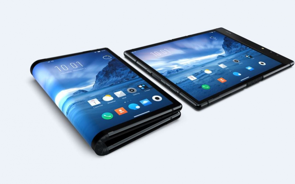 smartphone samsung pliable